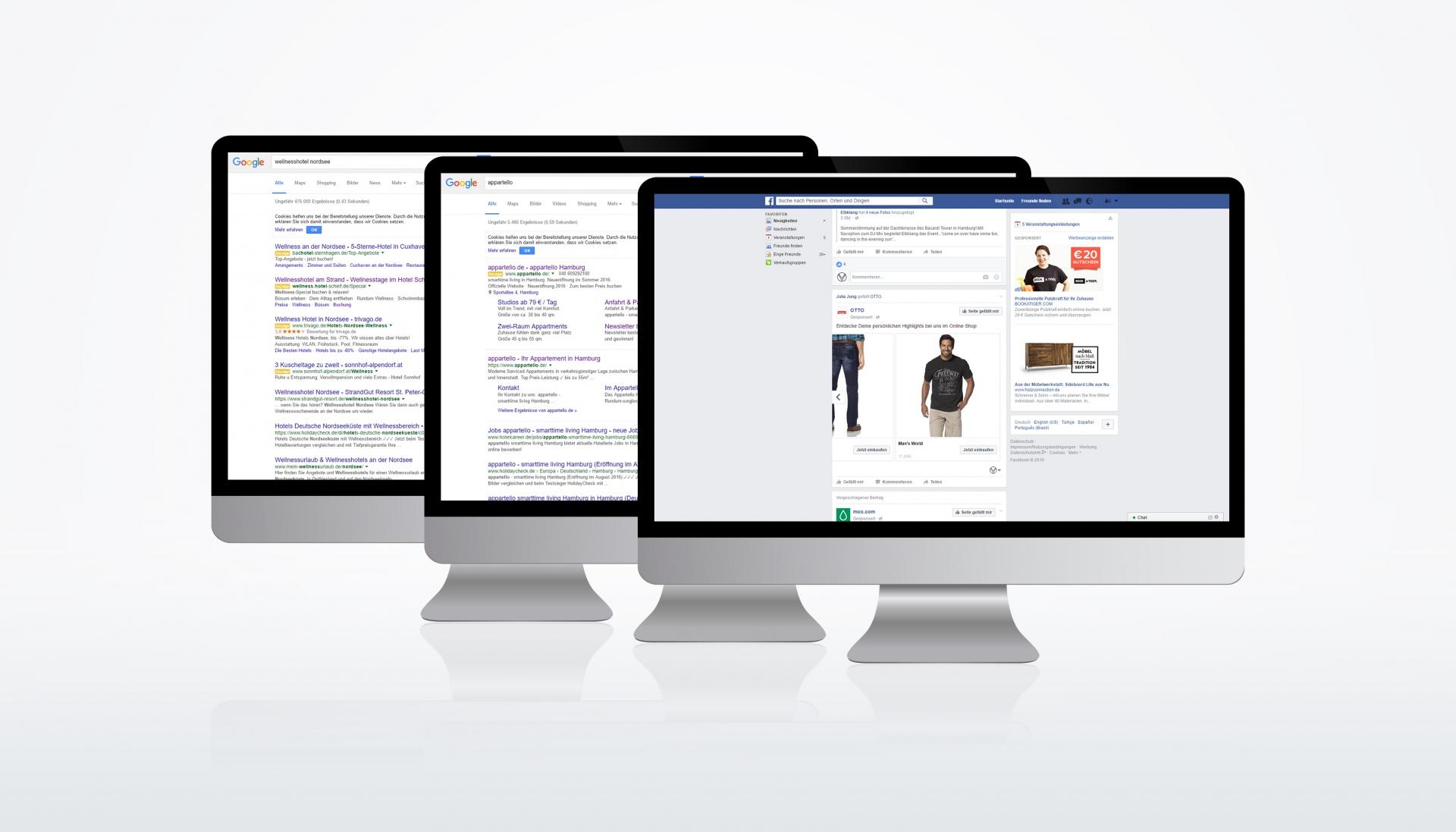 Onlinemarketing - Die Visualisten GmbH